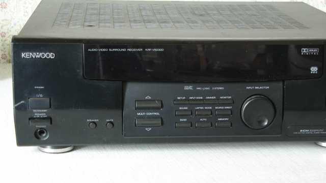 Продам: РЕСИВЕР KENWOOD KRF-V5030D