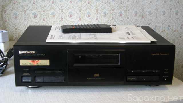 Продам: CD-ПРОИГРЫВАТЕЛЬ PIONEER RD-S904