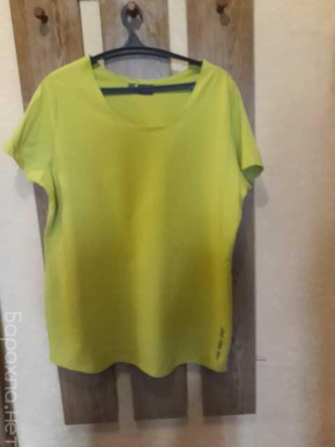 Продам: Новая женская футболка 62/64 р-р