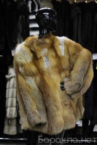Продам: Шуба из меха лисы до 66 размера