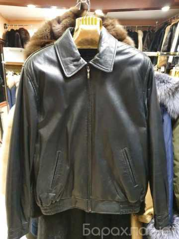 Продам: Мужская куртка из кожи