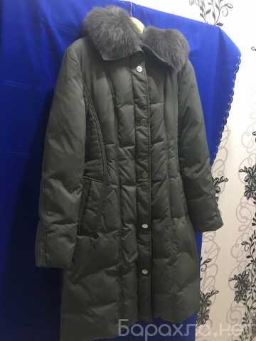 Продам: женское зимнее пальто на пуху, размер 44