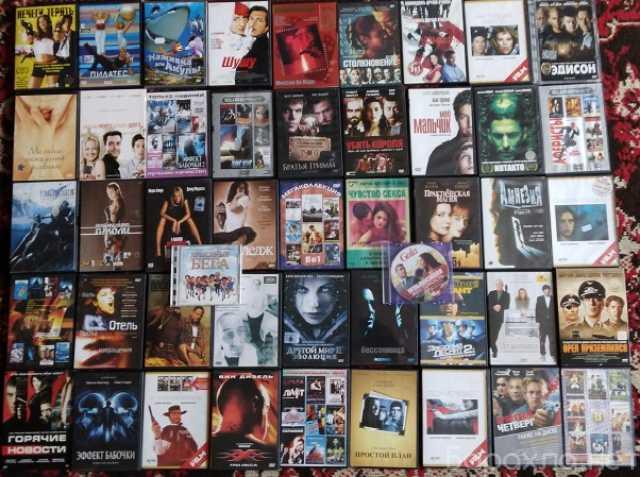 Продам: Фильмы иностранные лицензионные на DVD