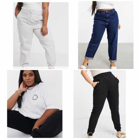 Продам: Штаны джинсы футболка 58-60 размер