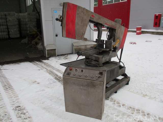 Продам: Ленточнопильный станок по металлу Bomar