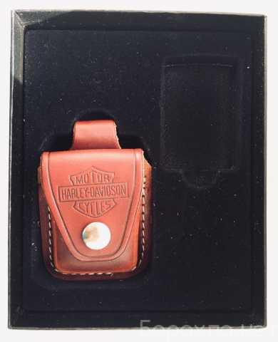 Продам: Подарочная коробка для zippo Harley-Davi