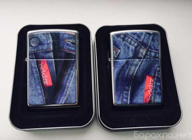 Продам: Zippo jeans серия 1997 года
