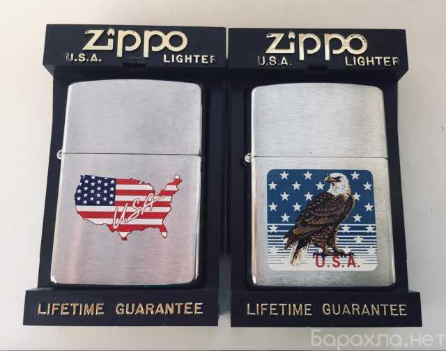 Продам: Zippo 200 510 USA & MAP ; Zippo 200 511