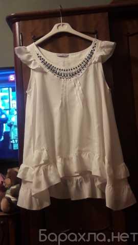 Продам: Белая блуза