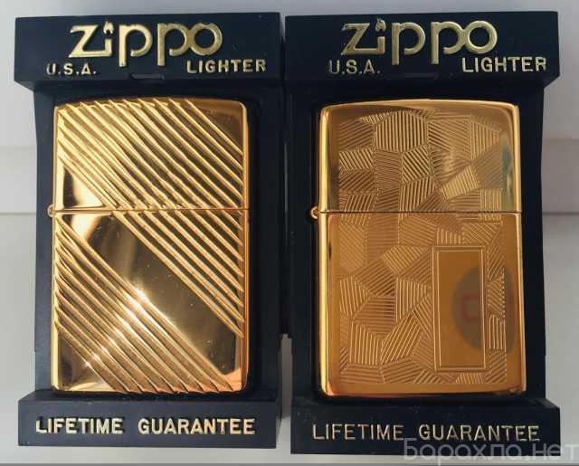 Продам: Zippo серии Gold Electroplated Zippo 31