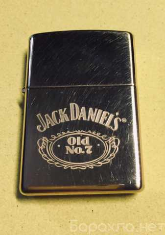 Продам: Зажигалка Zippo Jack Daniels 1998 год