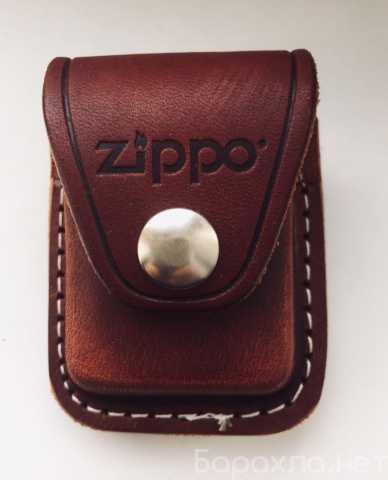 Продам: Чехол для зажигалки с клипом Zippo LPCB