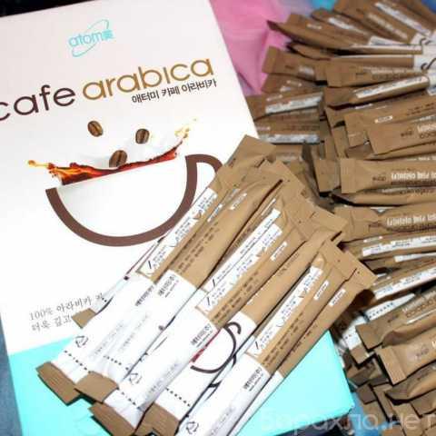 Продам: Кофе Арабика от Атоми