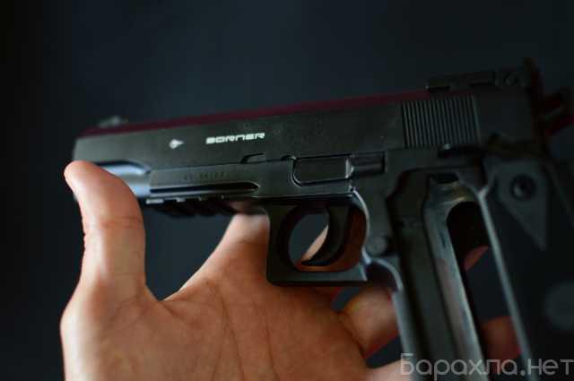 Продам: Пневматический пистолет Borner