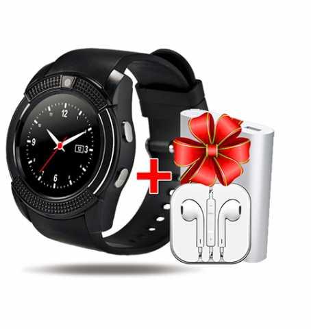Продам: Умные часы Smart Watch V8 + 2 подарка