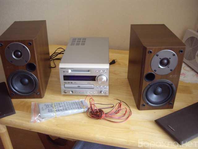 Продам: Музыкальный центр Onkyo FR-9GXDV Made