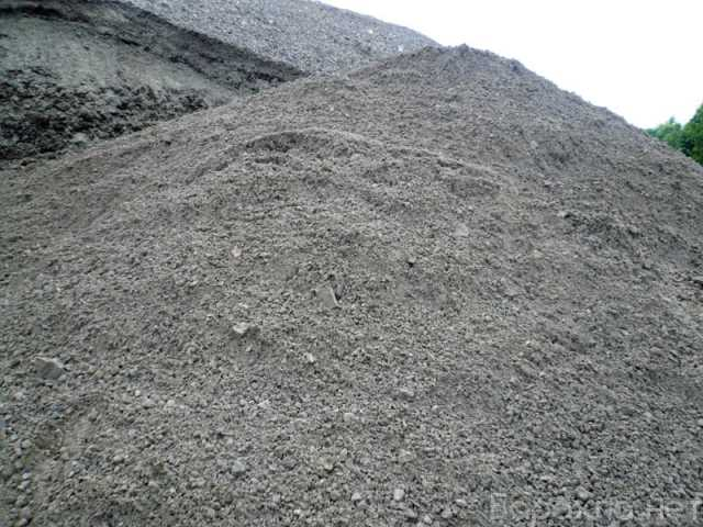 Продам: Щебень, песок, пгс