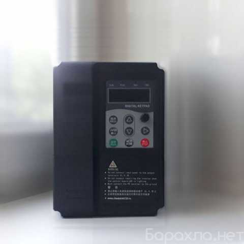 Продам: Векторный частотник 220 на 380 вольт