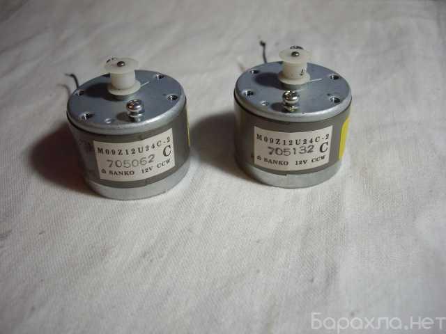 Продам: Моторчик для кассетной деки SANKO 12V