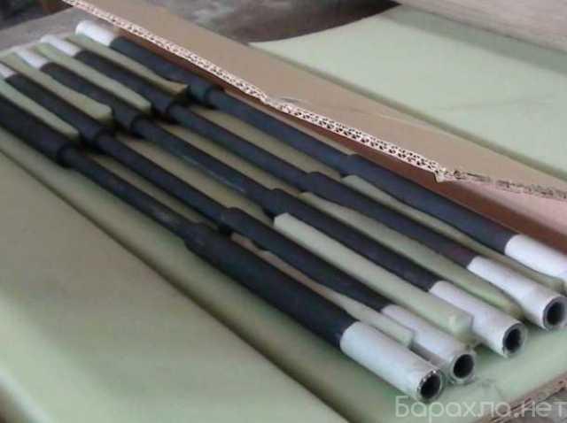 Продам: Карбидкремниевые нагреватели от производ
