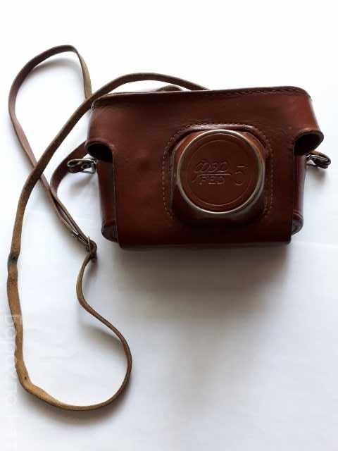 Продам: Футляр для фотоаппарата ФЭД