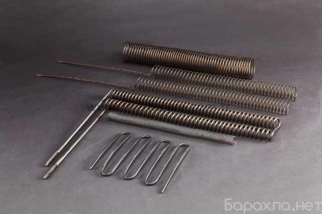 Продам: Спирали из фехрали — СПБ, Лен. область