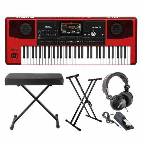 Продам: Korg Pa700RD 61-Key Professional Arrange