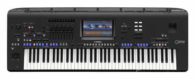 Продам: Yamaha Genos 76-Key Arranger Workstation