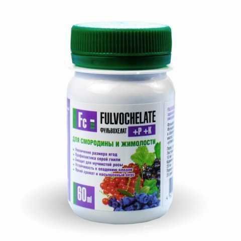 Продам: Жидкое удобрение Фульвохелат + Р + К для