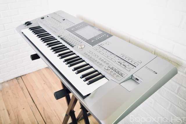 Продам: Yamaha Tyros5 76-Key Arranger Workstatio