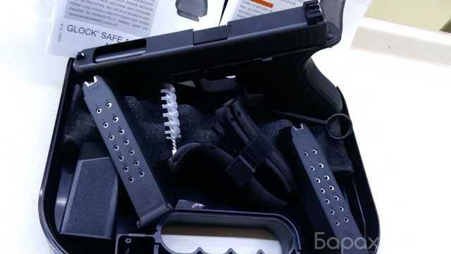 Продам: Новый Glock - 31 и 34, Gen 4