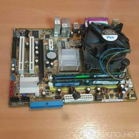 Продам: Системная плата ASUS P5G MX Интел