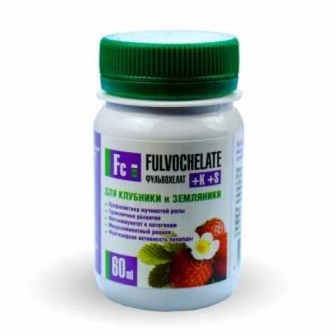 Продам: Жидкое удобрение Фульвохелат + К + S для