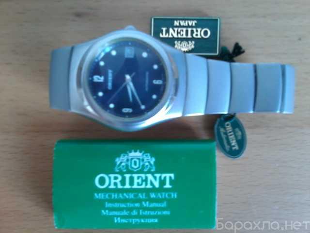 Продам: Механические ручные часы Orient