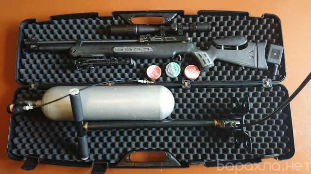 Продам: Пневматическую винтовка Хатсан BT65RB