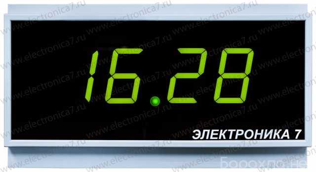 Продам: Электронные часы Электроника 7-256СМ4