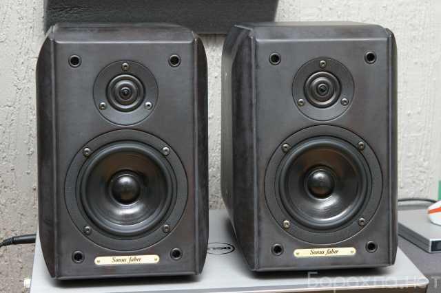 Продам: акустика Sonus Faber Toy Monitor