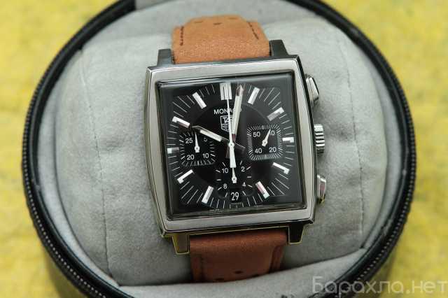 Продам: часы Tag Heuer Monaco cw2111