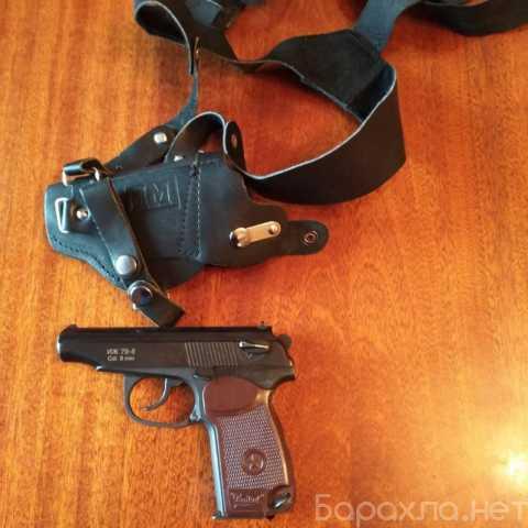 Продам: газовый ИЖ-79 8 мм