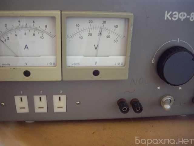 Продам: Блок питания ПУ-42-6 или иначе КЭФ