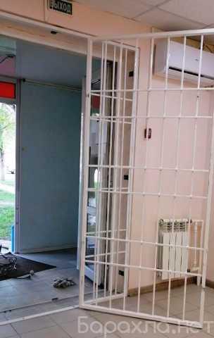 Продам: Дверь-решетка металлическая любых размер