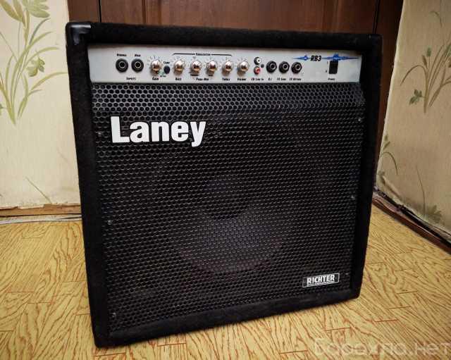 Продам: Басовый комбик Laney RB3 Richter 65W