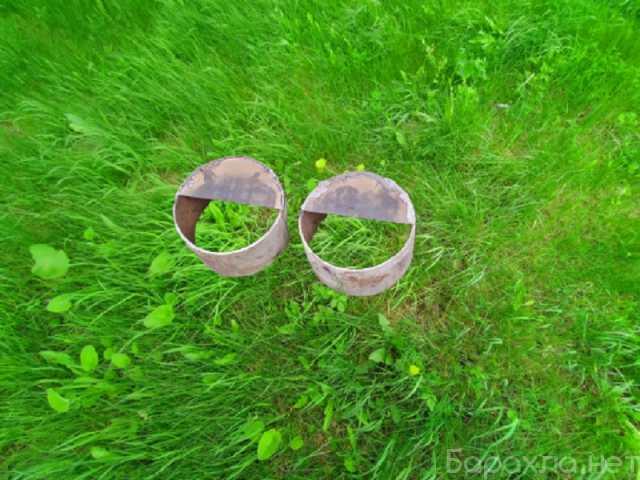 Предложение: Защитное кольцо на навесные замки ворот