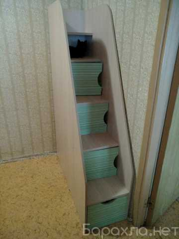Продам: Приставная лестница для двухъярусной кро