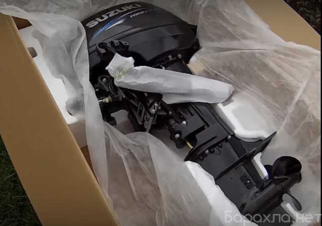 Продам: лодочный мотор suzuki dt 9.9 as
