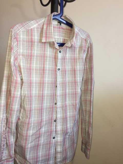 Продам: Новая фирменная дорогая мужская рубашка