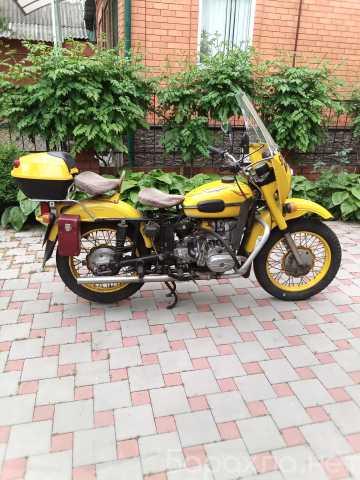 Продам: Мотоцикл Урал М-68
