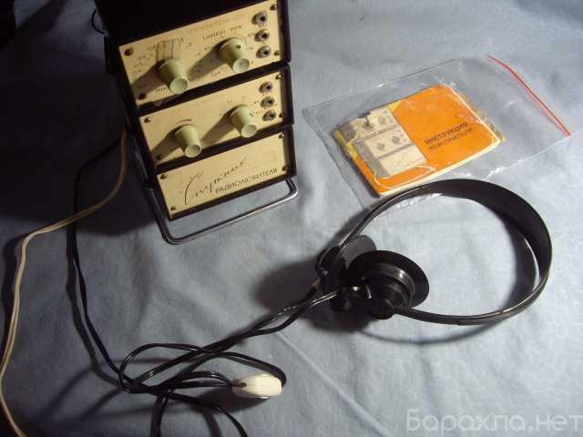 Продам: Спутник радиолюбителя набор для ремон
