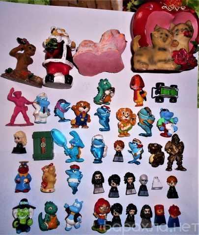 Продам: Киндер сюрпризы коллекция игрушки