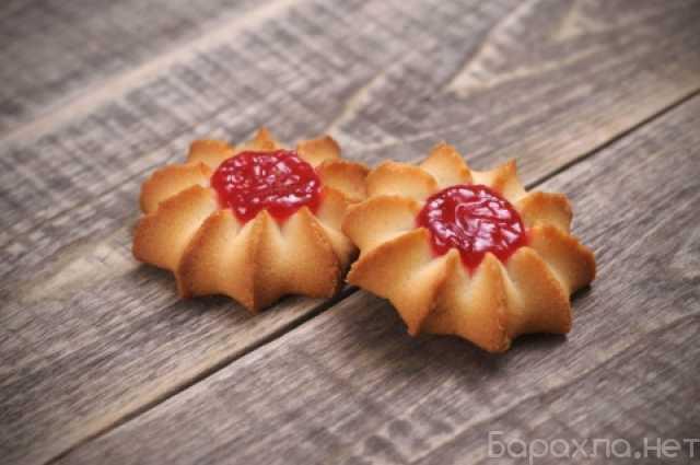 Спрос: Производство печенья, зефира